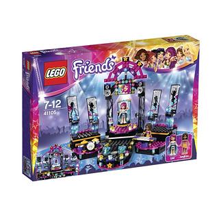 LEGO Friends 2015: 41105 - Pop Star Show Stage