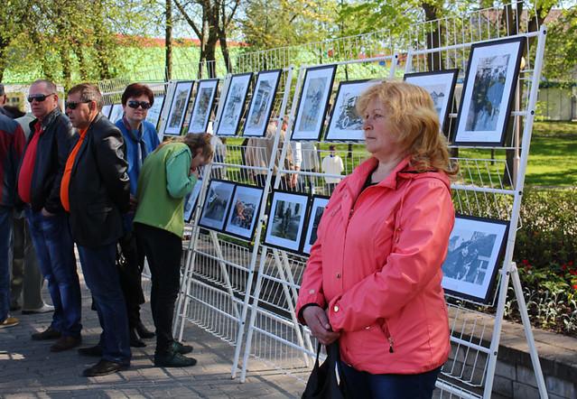Выставка, посвященная 9 мая