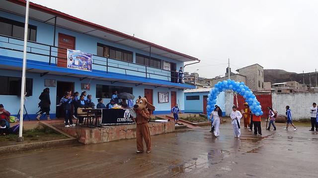Olimpiada Deportiva Escolar 2015 - Fase Interna