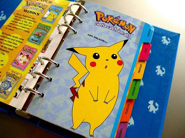 Pokemon Collector's File 2
