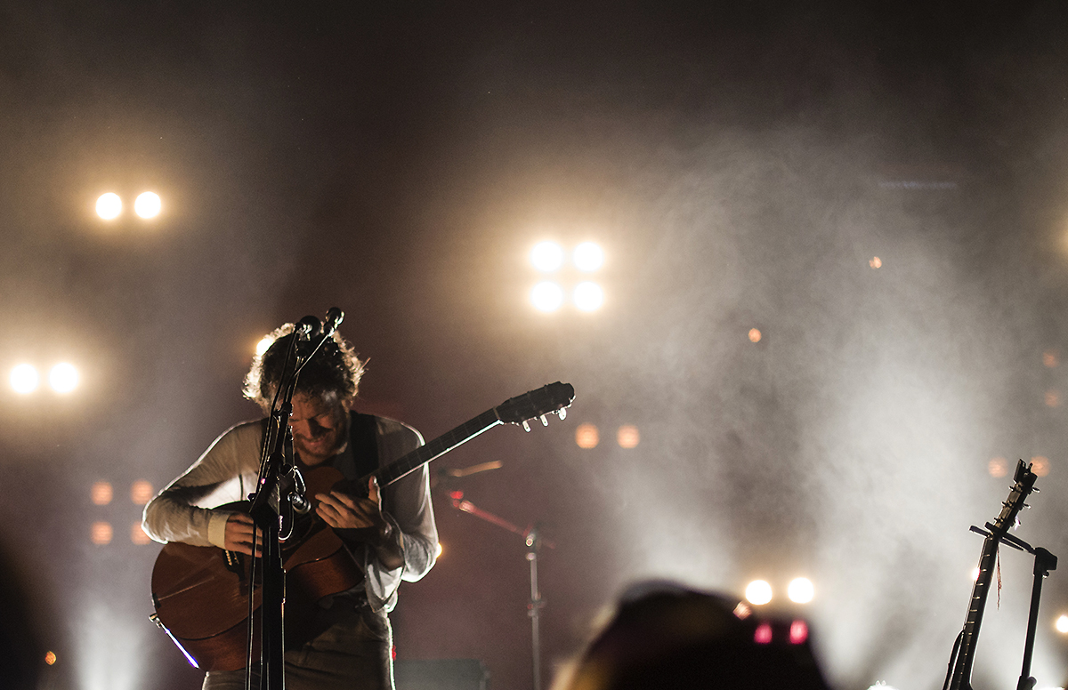 Damien Rice - 03.08.2016 Prague