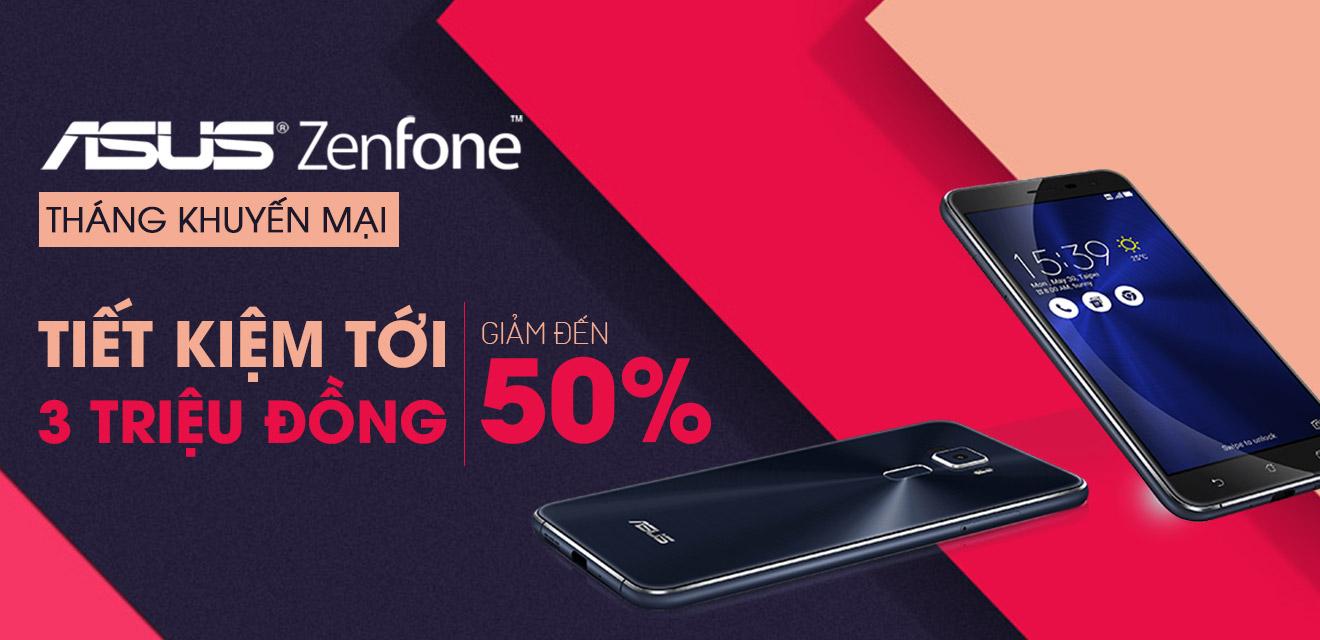 Asus zenfone giá rẻ nhất CellphoneS