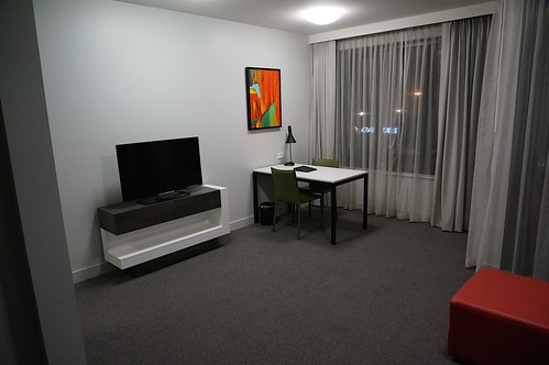 Adina Apartment Hotel Frankfurt Parken