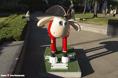 CHELSEA PEN-SHAUN-ER No.26 - Shaun The Sheep - Shaun in the City - London - 150512 - Steven Gray - IMG_0494