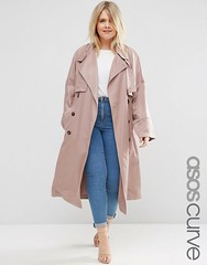 Trench Asos Curve