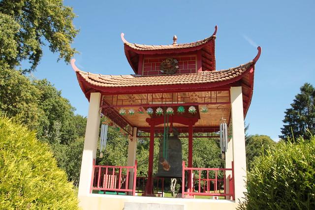 Monastère bouddhiste de Rancon