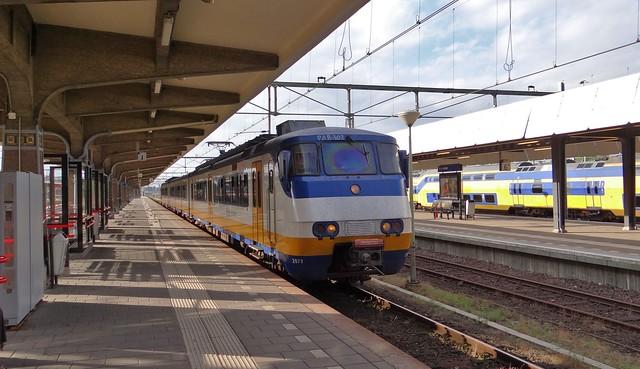 Station Maastricht NS SGMm III 2973