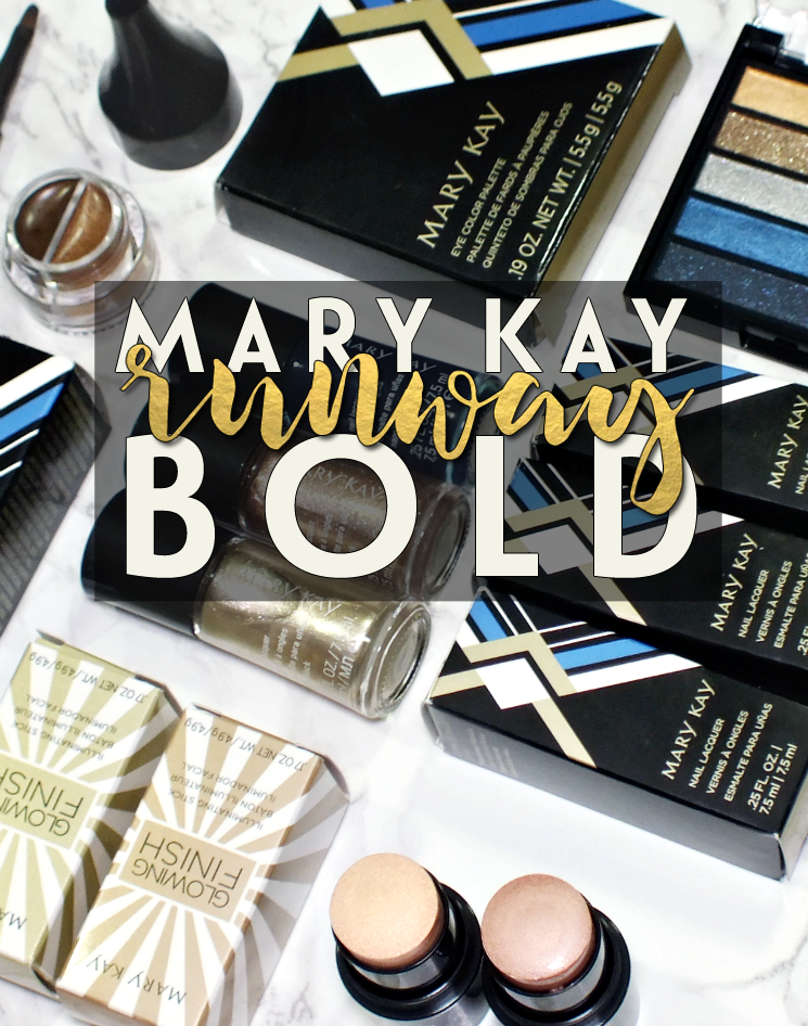 mary kay runway bold collection fall 2016