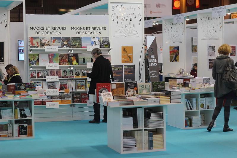 Square Savoir et Connaissance - Salon du Livre de Paris 2015