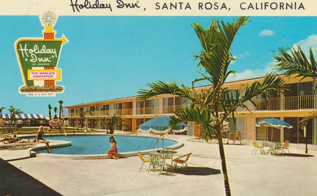 Holiday Inn - Santa Rosa, California