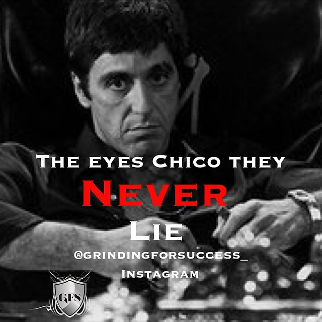 The Eyes Chico, They N...