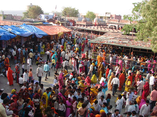 Kaila Devi Mandir Karauli, Rajasthan