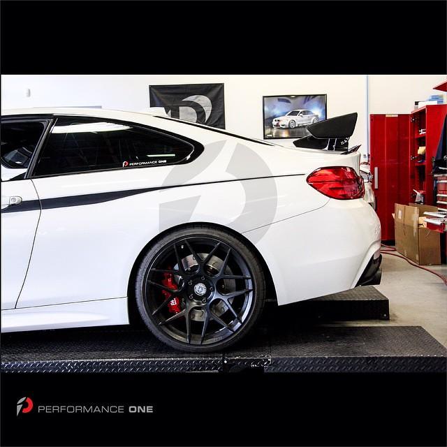 Wing Wednesday: RKP F82 M4 Rear Wing on BMW 435i xDrive   #BMW | #F82 | #M4 | #F82M4 | #F32 | #435 | #F32435 | #xdrive | #msport | #bmwperformance | #bmwmperformance | #RKP | #wingwednesday | #performanceone | #awg | #autowest | #autowestgroup | @indstyle