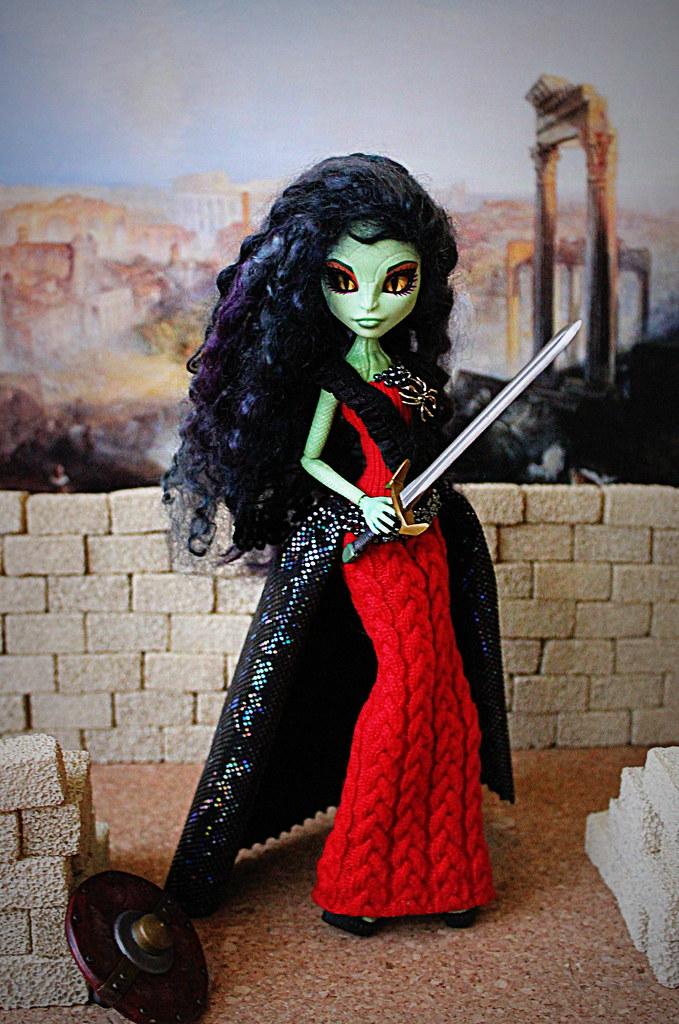 ICONS - Zenobia, Queen of Palmyra | A new photo series ...