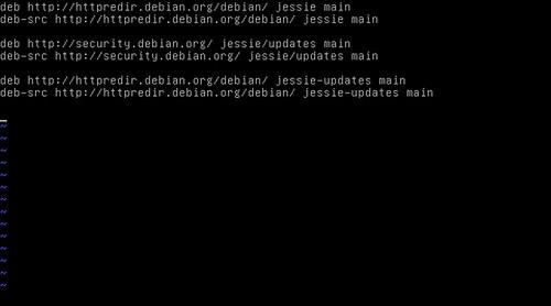 Debian mirror redirector #4