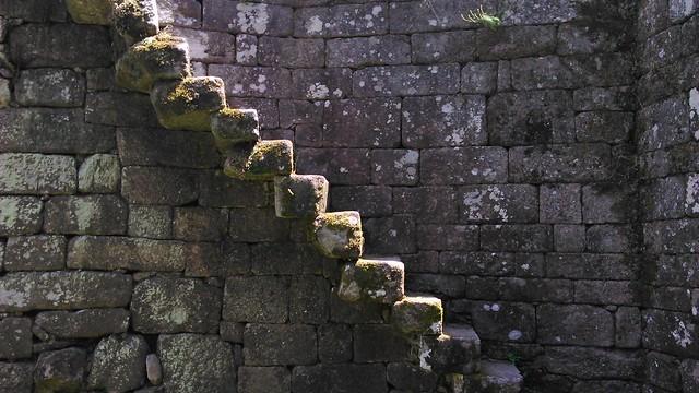 Escalera de Pedro Madruga