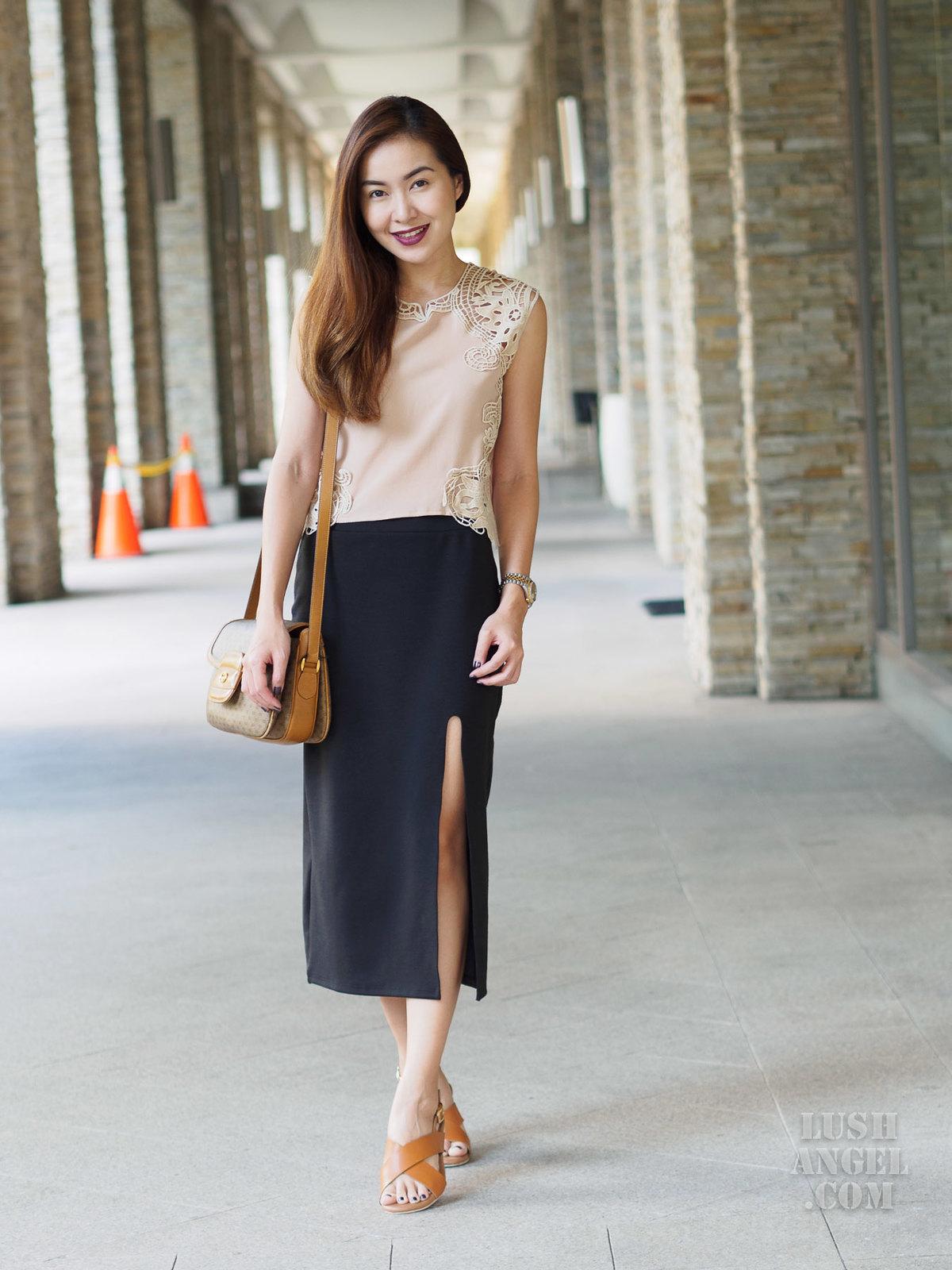 high-slit-mid-skirt