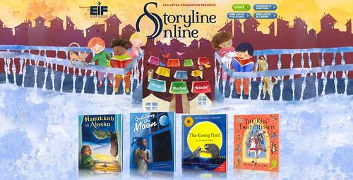 StoryLineOnline, maravillosa colección de cuentos en vídeo