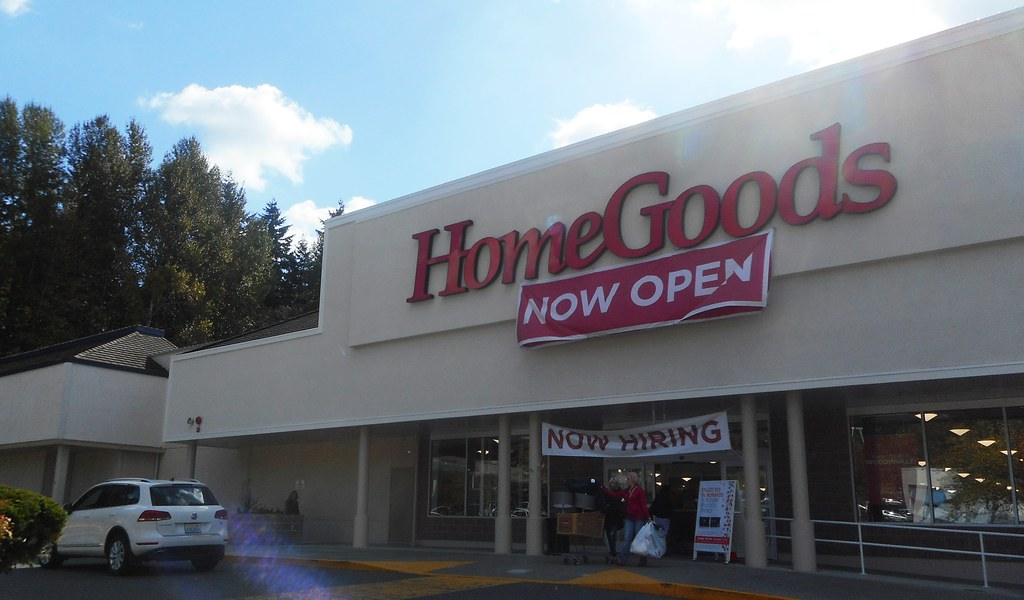 ... Home Goods Store Now Open In Former Office Max Store In Woodinville, WA  | By