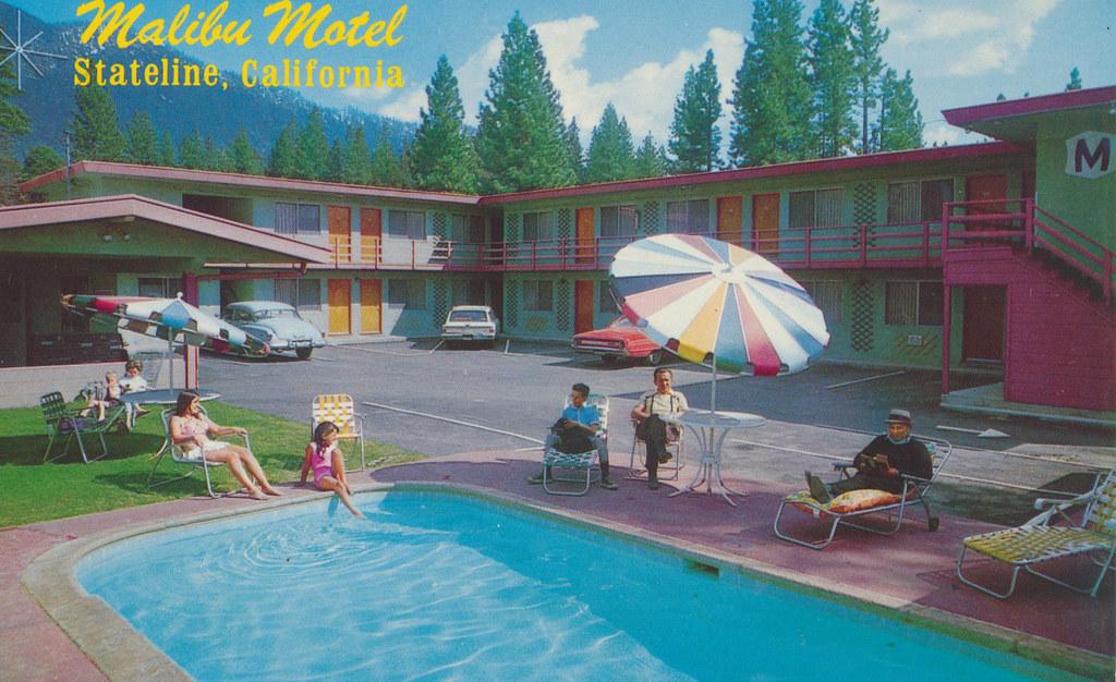 Malibu Motel - Stateline, California
