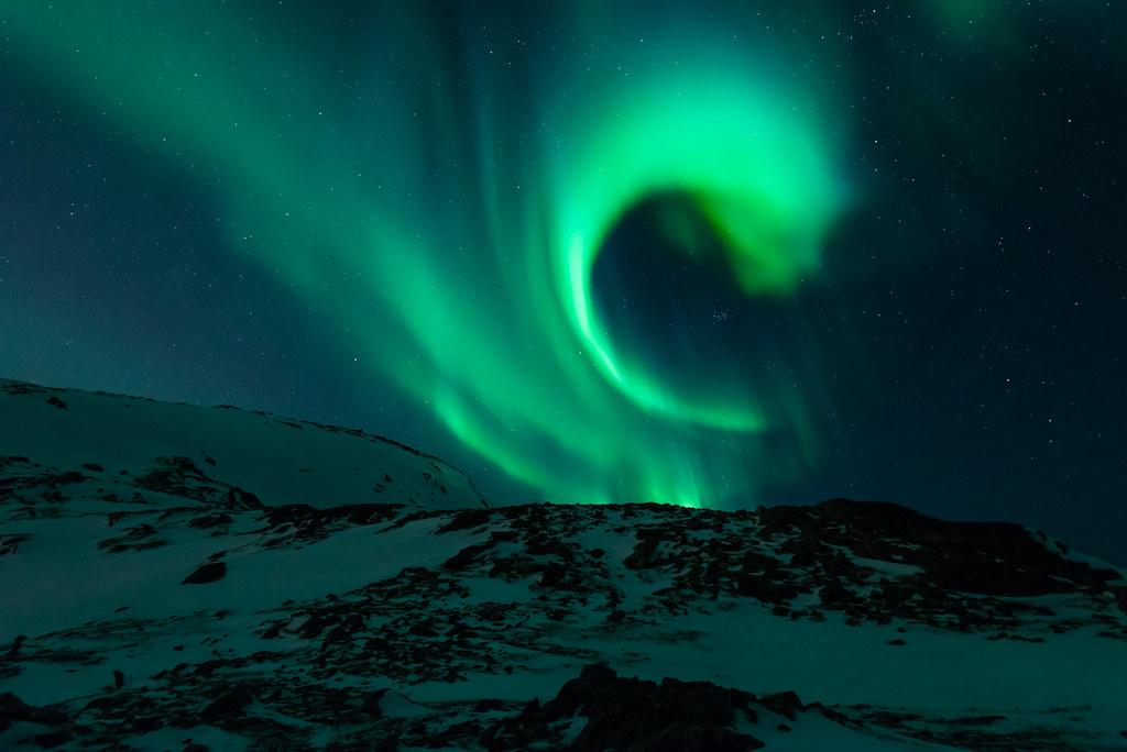 Aurora Borealis Marcelo Quinan Flickr