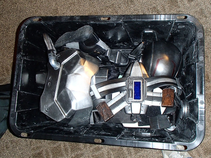 Shae Armor Packed