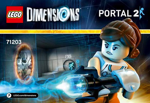 LEGO Dimensions Portal 2 Level Pack (71203)