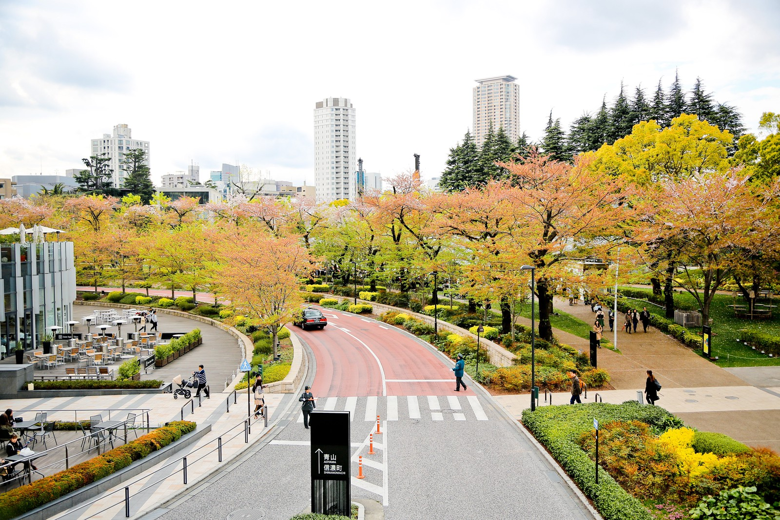 六本木 Tokyo Midtown 檜町公園