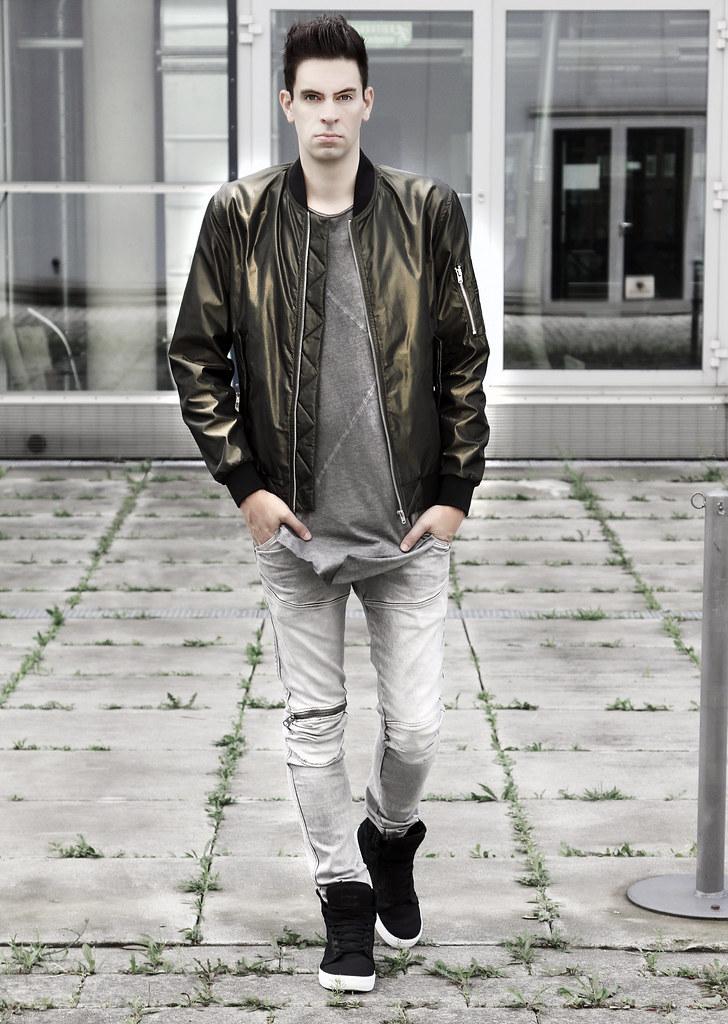 Male High Fashion Model | vanes_hud | Flickr