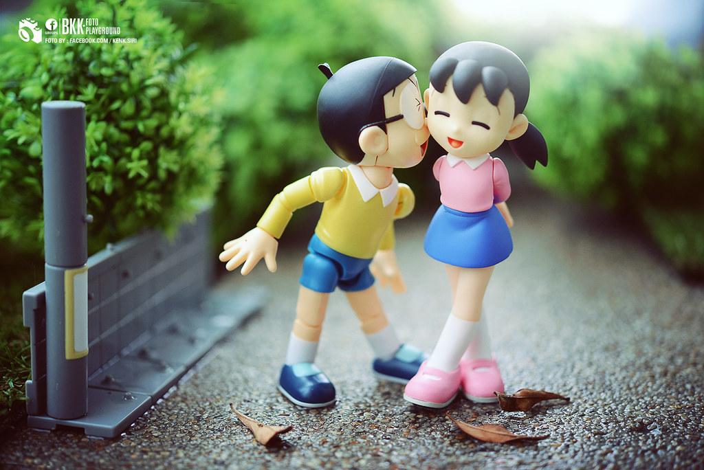 Toys For Romance : Nobita shizuka sweet d e kenk siri flickr