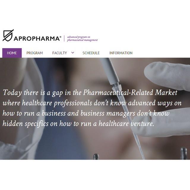 APROPHARMA organiza Programa Avançado em Gestão Farmacêutica