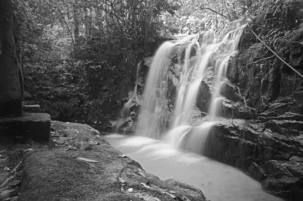Waterfall Malaysia Selangor Selangor Malaysia   by