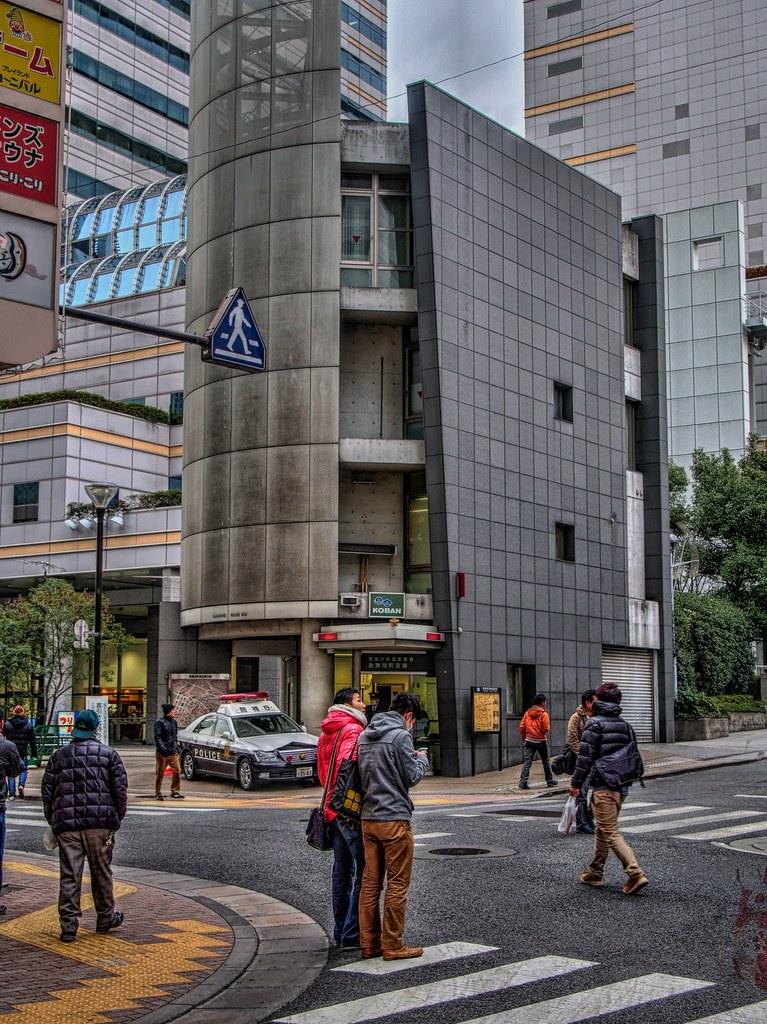「歌舞伎町 交番」の画像検索結果