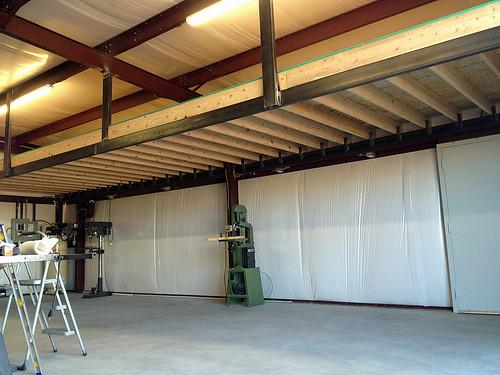 Garage Loft Ideas Amazing Decorating