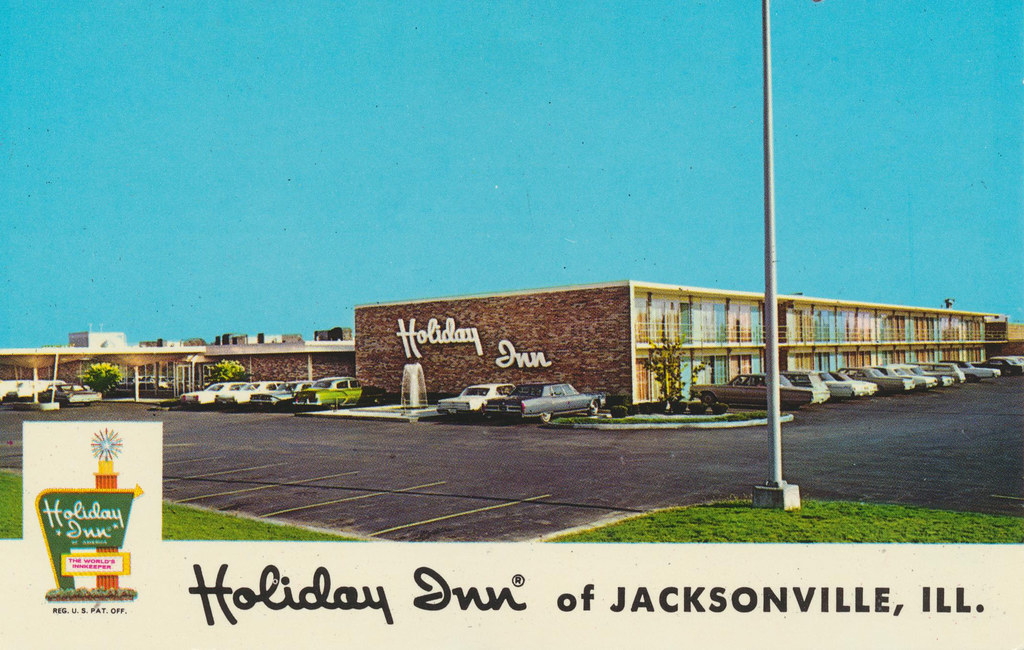 Holiday Inn - Jacksonville, Illinois