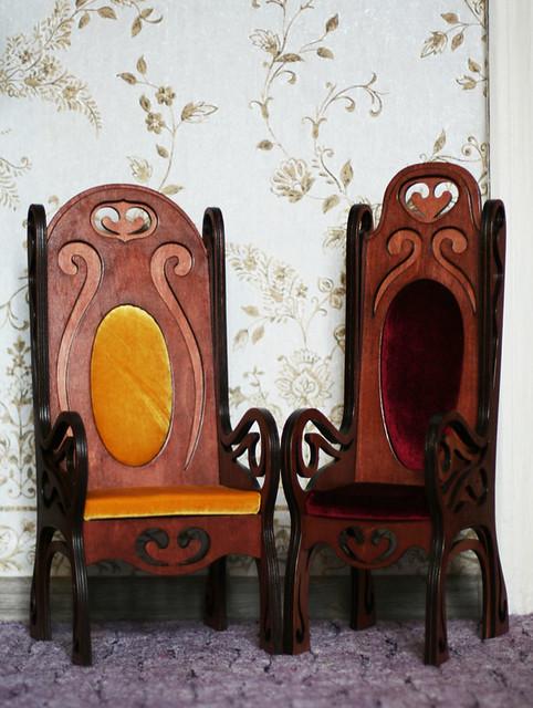 Takumi chair model 06& chair m.05