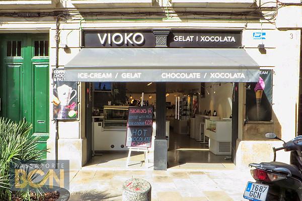 melhores sorveterias de Barcelona: Vioko