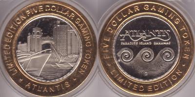 Atlantis Casino Silver Striker