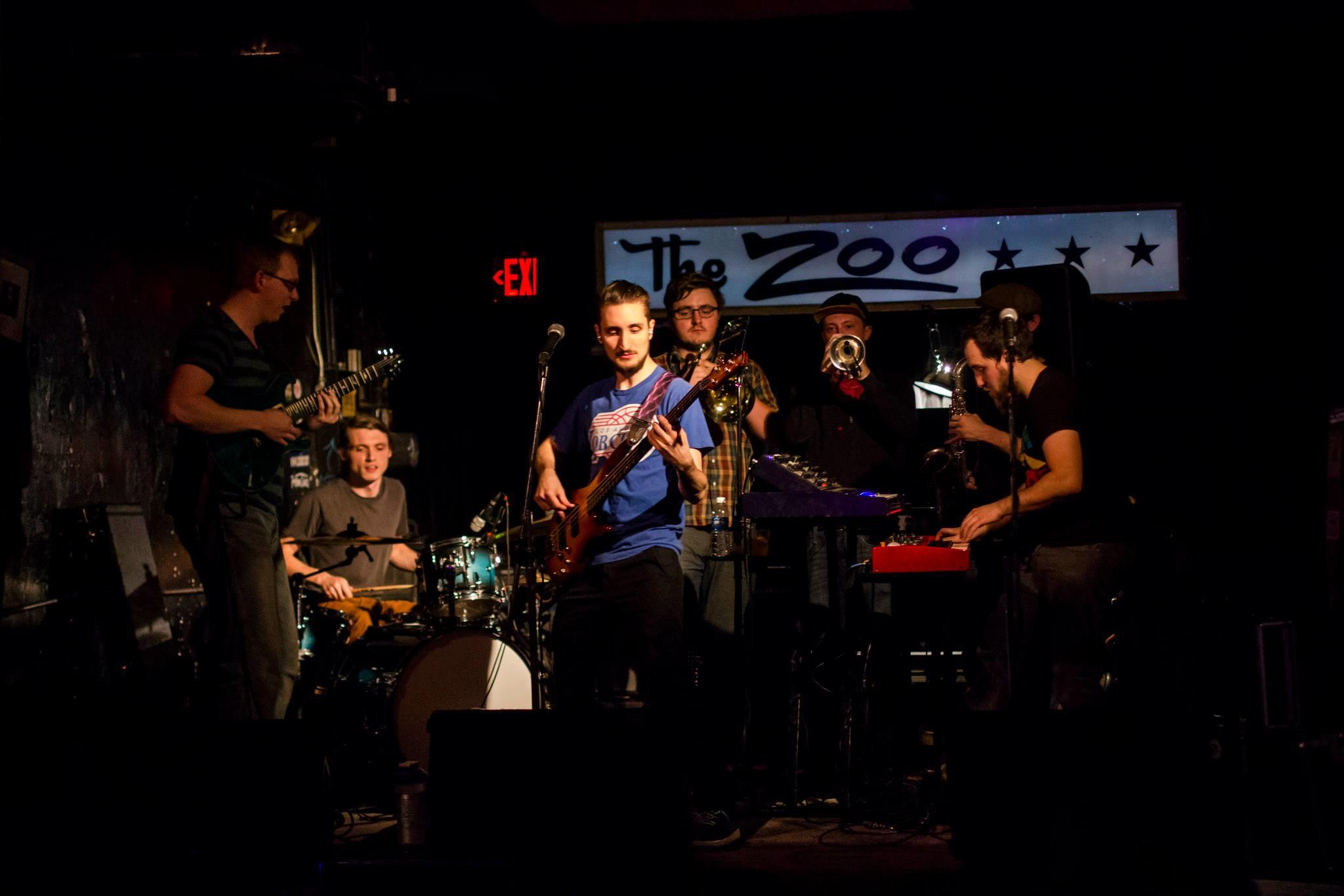 Funk Trek at Zoo Bar | May 14, 2015