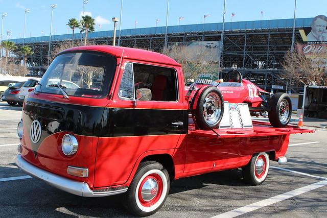 Пикап Volkswagen Transporter T1