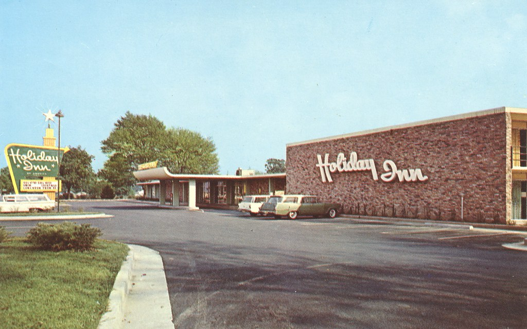 Holiday Inn West - Columbus, Ohio