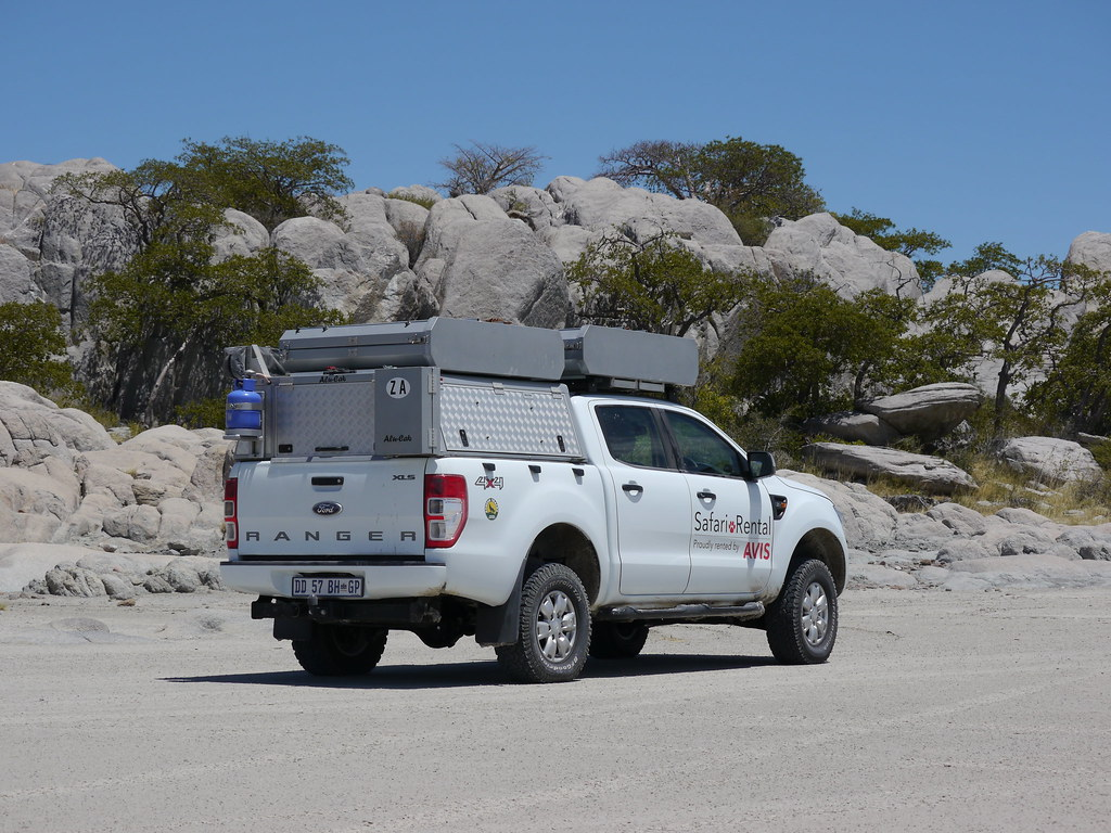 alu cab ford ranger t6 canopy avis safari rental flickr. Black Bedroom Furniture Sets. Home Design Ideas