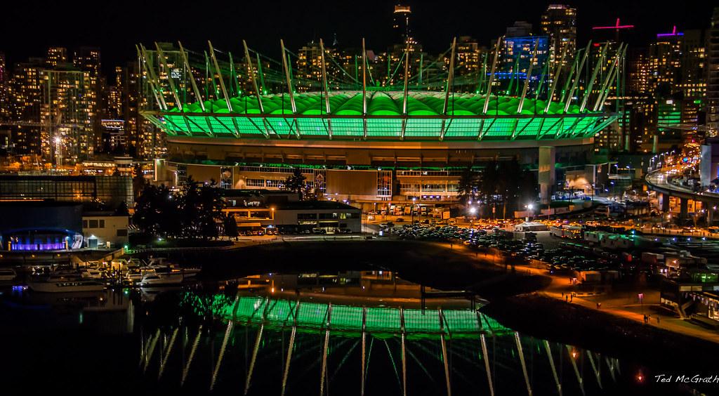 2015 Vancouver Saint Patty S Treat Bc Place Stadium