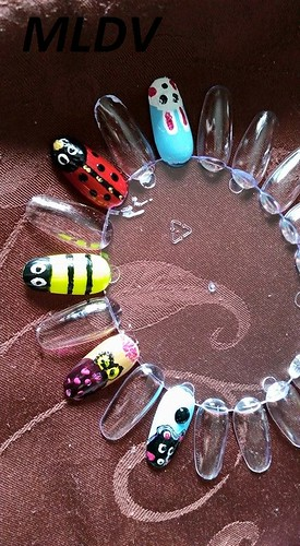 nail art animaux