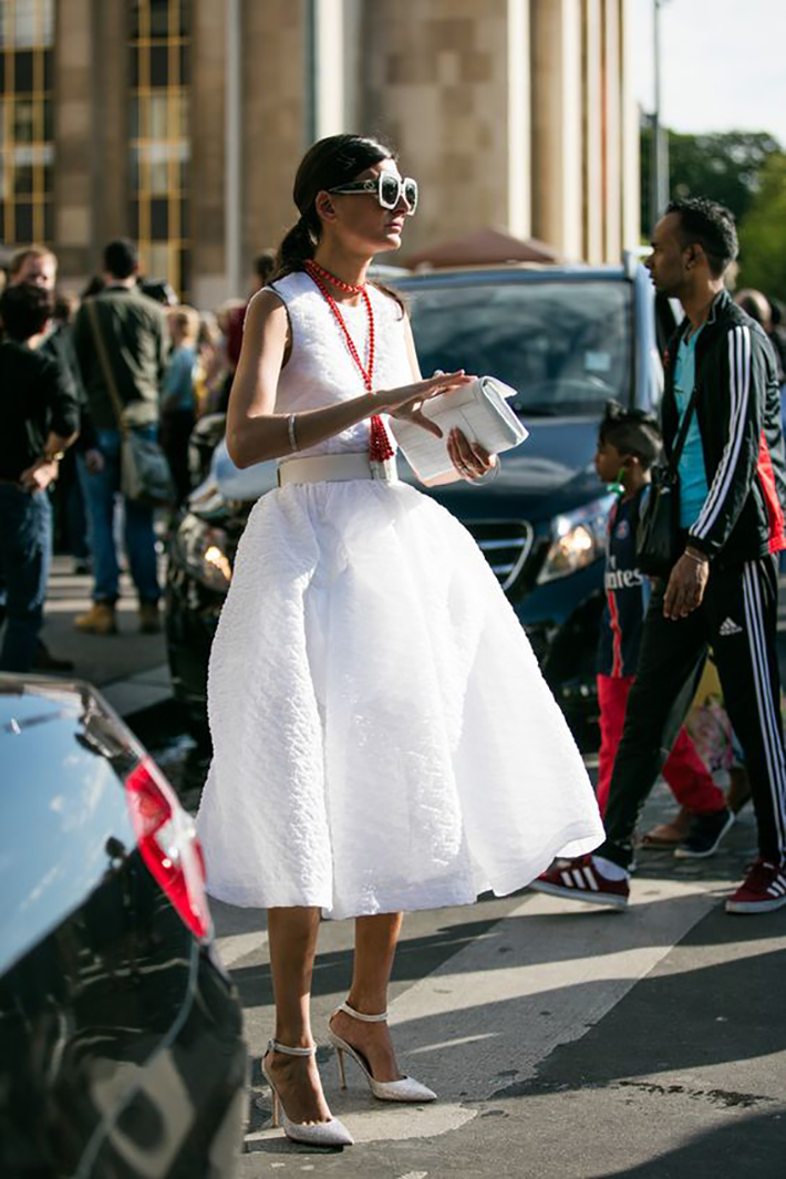 Paris street style fashion week summer street style inspiration fashion style accessories1
