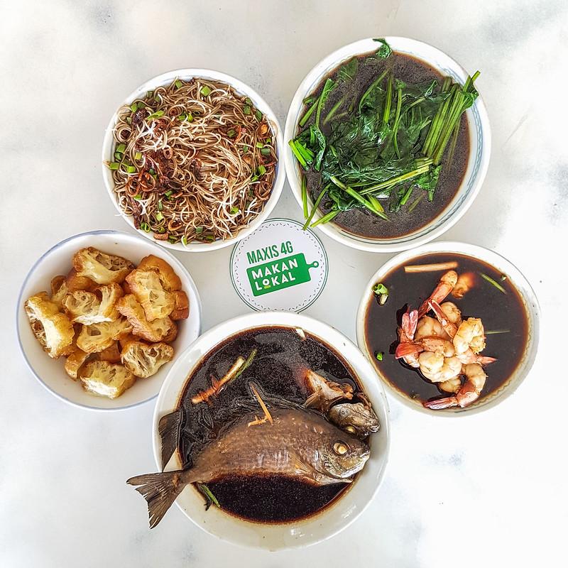 Sandakan Nam Chai Seafood Bak Kut Teh