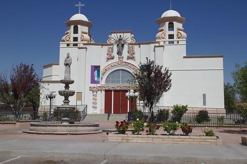 Our Lady of Health Catholic Church, Las Cruces, NM