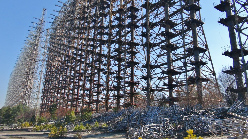 How Much Is A Transmission >> Duga-3 / Дуга-3, the Russian Woodpecker / Chernobyl-2 rada… | Flickr