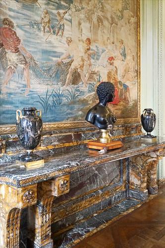 La salle manger mus e nissim de camondo paris flickr - La salle a manger paris ...