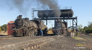 Botswana Steam Botswana